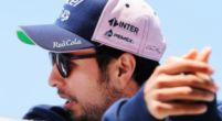 """Afbeelding: Sergio Perez strijdlustig: """"Moeten gewoon als vierde eindigen voor Renault"""""""