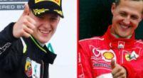 Afbeelding: 'Gaat Mick Schumacher doorstromen naar F1 en vechten met Verstappen?'