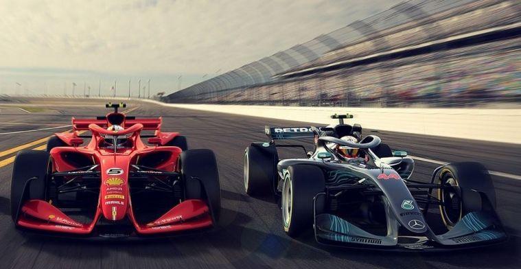 OFFICIEEL: Drie concept Formule 1-bolides voor 2021 onhult!