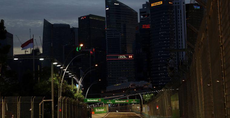 LIVEBLOG: 2018 Singapore Grand Prix - FP2 *CLOSED*