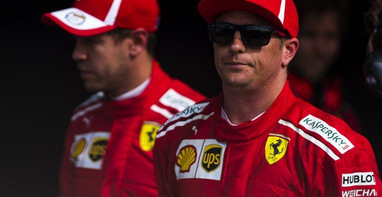 Eerste VT's verliepen soepel voor Ferrari