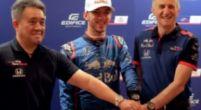 Afbeelding: Honda en Toro Rosso versterken samenwerking op ludieke wijze