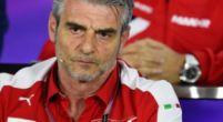 Image: Arrivabene takes responsability for failing Ferrari