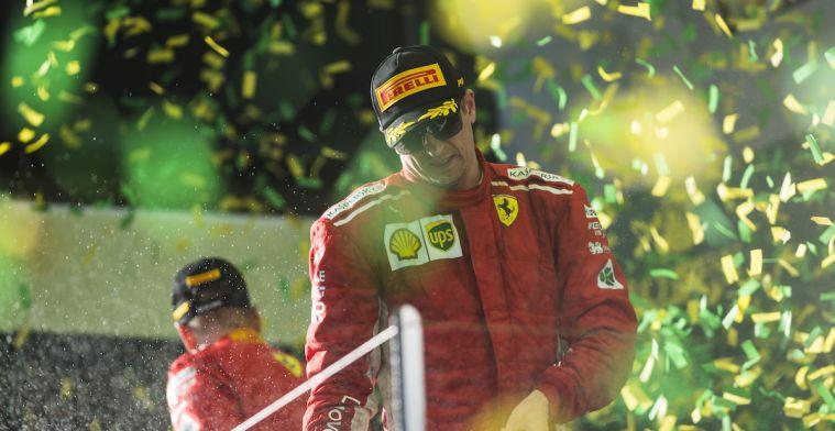 Kimi moet het Sauber team nog verder vooruithelpen