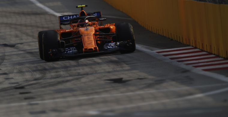 Ferrari kijkt af van McLaren