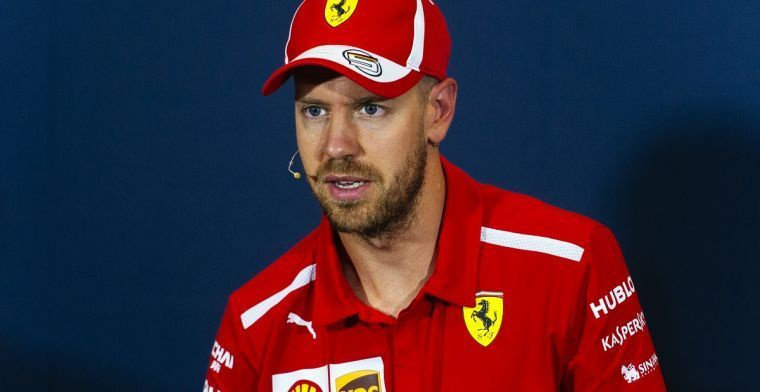 Vettel wishes he could ask Schumacher for advice in 2018 title fight