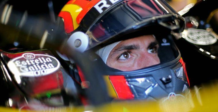 Brown: Sainz was top target for McLaren seat
