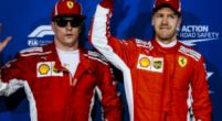 Image: Vettel disappointed to welcome Leclerc and say goodbye to 'friend' Raikkonen