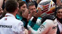 Image: Hamilton praises Mercedes engineers as team steal advantage away from Ferrari