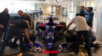 Image: WATCH: Brendon Hartley tries his hand out of the car in a pit stop challenge