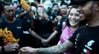 Afbeelding: Wat deed Lewis Hamilton in Kuala Lumpur...?