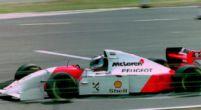 Afbeelding: Op deze dag: McLaren-rookie Hakkinen versloeg Senna en maakte hem woedend