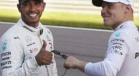 Image: Hamilton admits he considered giving Bottas the win!