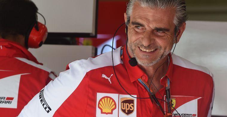 'Arrivabene vertrekt van Ferrari naar Juventus'