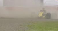 Afbeelding: CRASH! Nico Hulkenberg prakt zijn RS18 in de muur tijdens VT3 in Japan