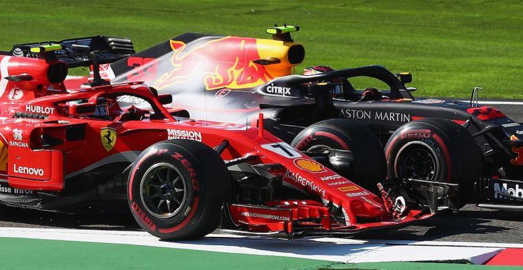 Vettel wil graag het gesprek aan gaan met Verstappen na Japanse GP