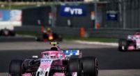 Afbeelding: Force India bezig met inhaalrace constructeurskampioenschap