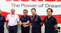 Afbeelding: Samenwerking tussen Red Bull en Honda pas sinds afgelopen weekend officieel!