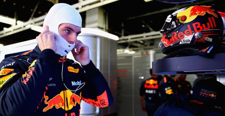 Verstappen had tijdens mislukte inhaalactie Vettel 160 PK minder