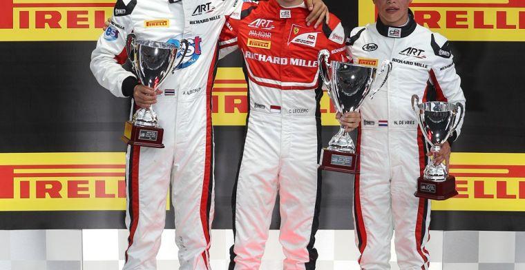 Strijd om Toro Rosso stoeltje lijkt te gaan tussen Wehrlein en Albon