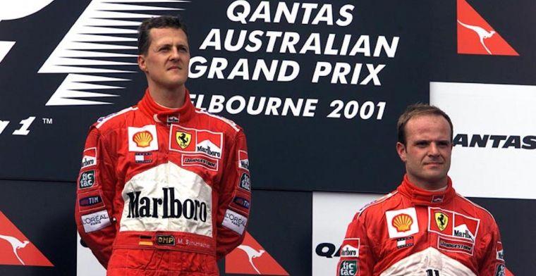 'Niemand geloofde dat Schumacher goed genoeg zou zijn'