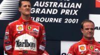 Afbeelding: 'Niemand geloofde dat Schumacher goed genoeg zou zijn'