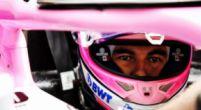 Afbeelding: Sergio Perez mikt nog steeds op een vierde plek in het constructeurskampioenschap