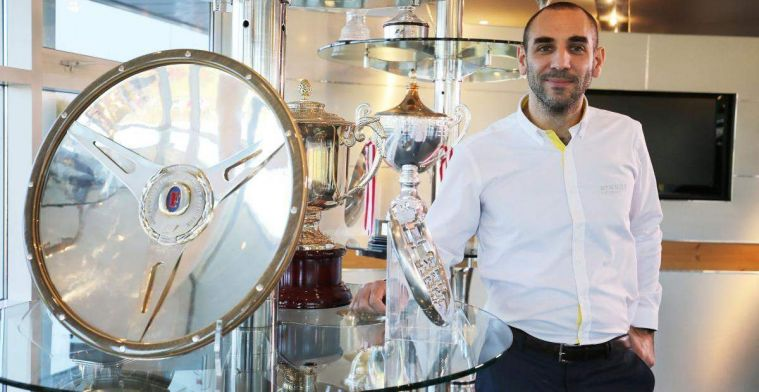 Cyril Abiteboul: Mensen herinneren alleen de naam van een kampioen