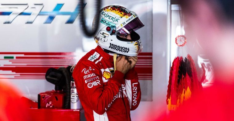 Sebastian Vettel: Ik wil het  ware Ferrari aan de wereld laten zien