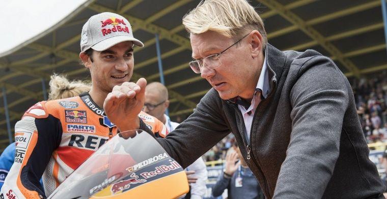 Mika Hakkinen: Pirelli moet een concurrent op het asfalt hebben