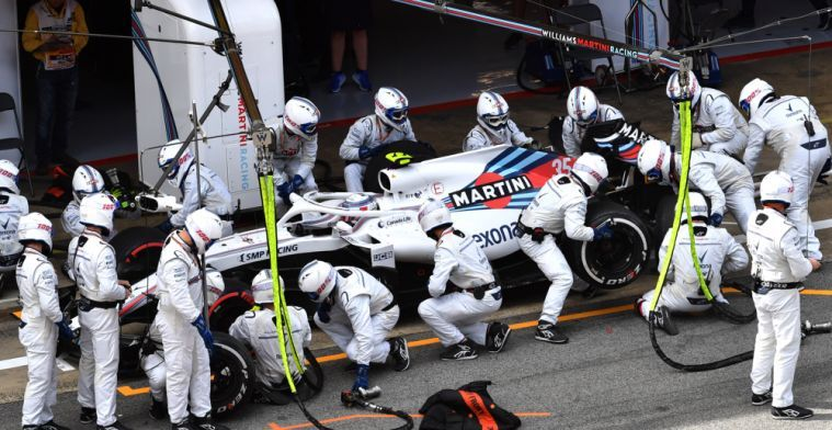 Sirotkin: Williams looking to make a big step in 2019