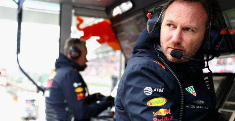 Horner: 21-race F1 calendar at saturation point