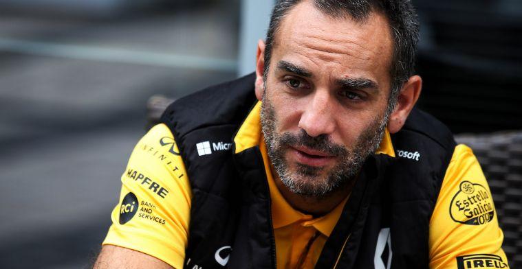 Renault erkent dat ze achterlopen qua motorvermogen: 'Andere aanpak nodig'