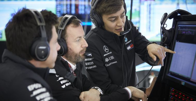 Zo reageren Formule 1-coureurs op de komst van Russell