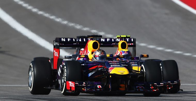 Webber: 'Alonso is beter dan Vettel'