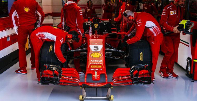 Arrivabene: 'De ideale Ferrari-bolide moet nog komen'