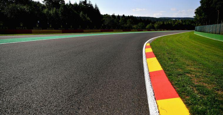 Spa-Francorchamps volgend seizoen ook op de RallyCross kalender