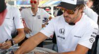 "Afbeelding: Montoya adviseert Alonso: ""Fulltime IndyCar-seizoen verstandiger"""