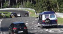 Afbeelding: Je komt van alles tegen op de Nürburgring Nordschleife...