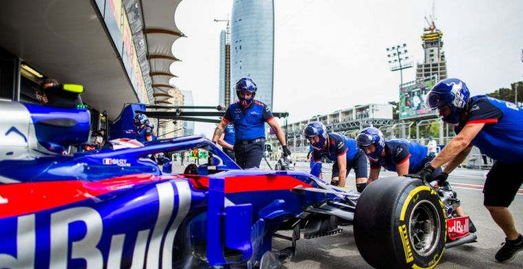 Toro Rosso to give Gelael FP1-outing in USA