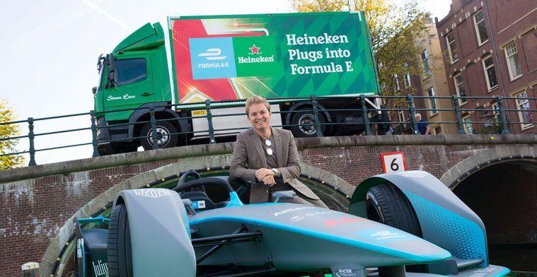 Deze voormalige F1-coureurs komen in actie in nieuwe Formule E-seizoen