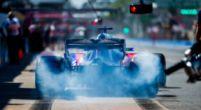 Afbeelding: Gelael in actie namens Toro Rosso bij VT1 van GP Verenigde Staten