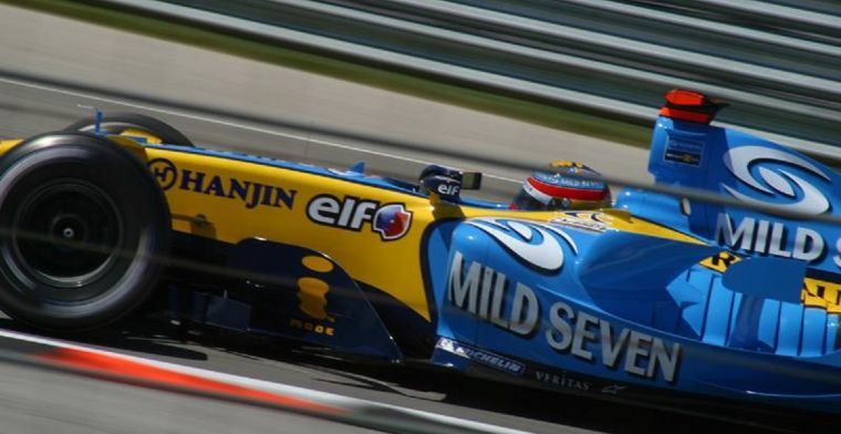 "Briatore: ""Fernando Alonso was op beslissende momenten sterker dan Schumacher"""
