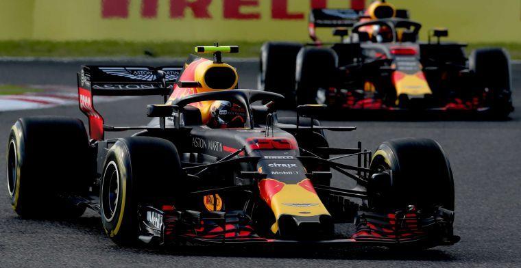 Verstappen begrijpt teamorders van Mercedes, maar had zelf 'meer gas gegeven'