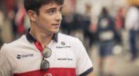 """Afbeelding: Leclerc gebrand op goed resultaat: """"Hoop alleen dat het droog blijft"""""""
