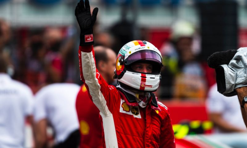 Afbeelding: Italian Newspaper says Vettel gets one more chance in 2019 or he's out!