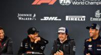 Afbeelding: Pancakes en bierbuiken: Ricciardo en Hamilton over nieuwe regels