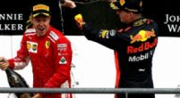 "Image: Horner believes Verstappen is ""more talented"" than Vettel"