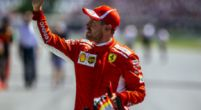 """Image: Vettel believes it's """"obvious"""" Hamilton and Mercedes have done a better job"""