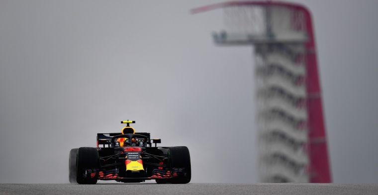 Samenvatting VT1: Hamilton dicteert, Verstappen zit er goed bij